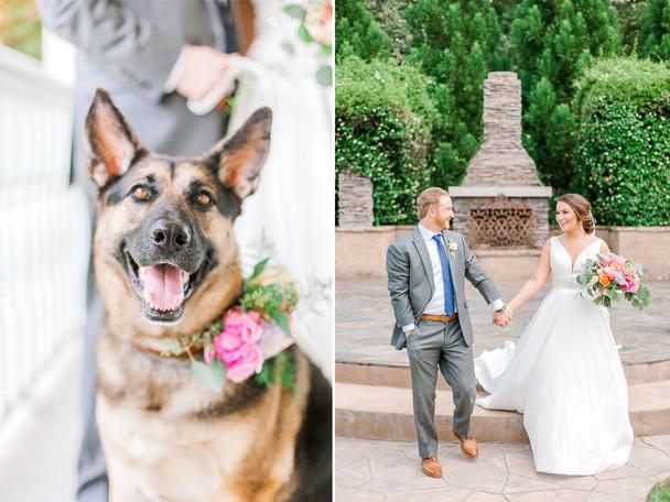 Hunter + Allison Wedding at The Sonnet House in Birmingham, AL