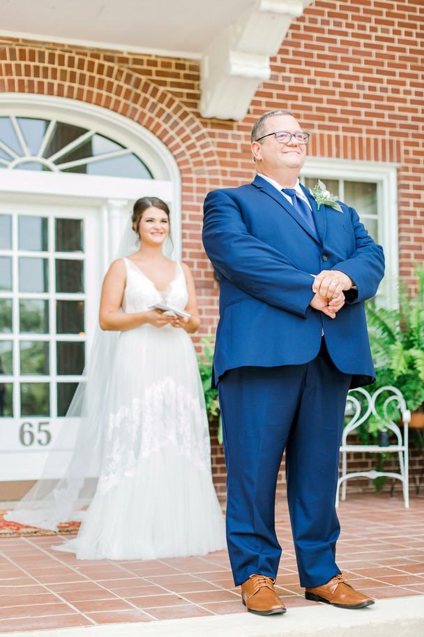 Mack and Sarah Wedding in Alabama