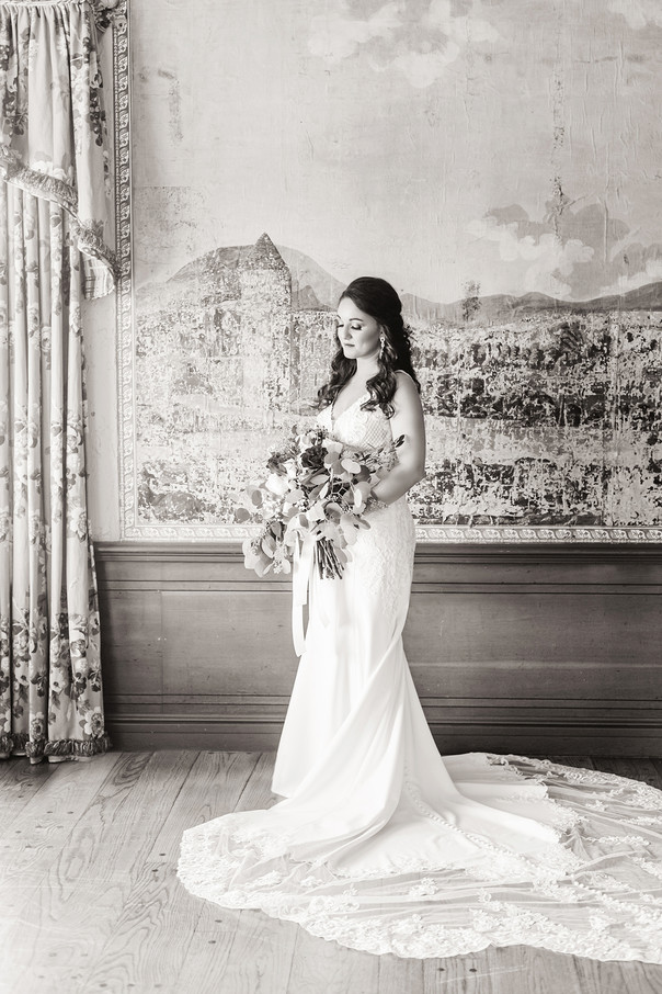 Marc + Jeri-Lynn Wedding at Willow Point Country Club; Megan Mullins Photography