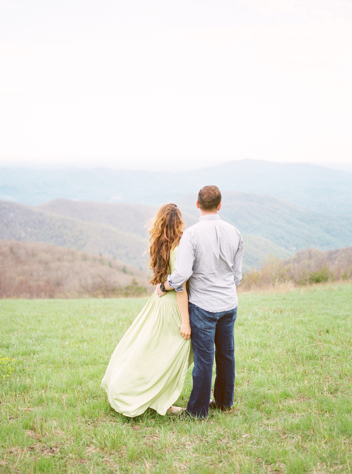 Blake + Sophia at Cole Mountain, Virginia