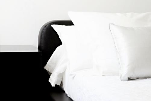 Chambre Noir et Blanc