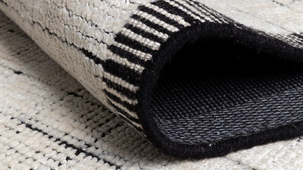 mesh rug