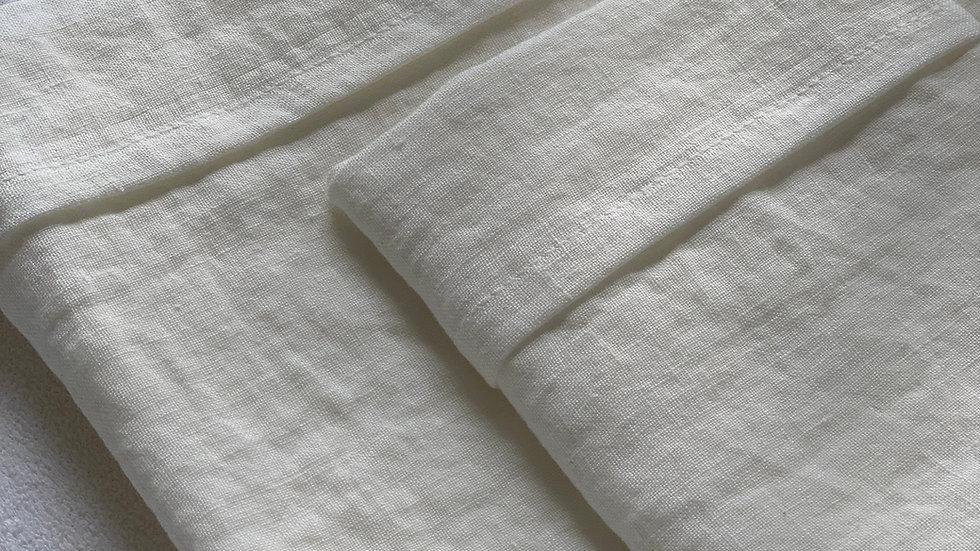Baby Bedset stonewashed linen