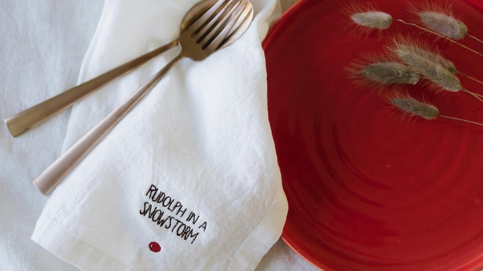 Giftset Christmas Napkin (pack of 4)