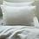 Thumbnail: Cushion stonewashed linen