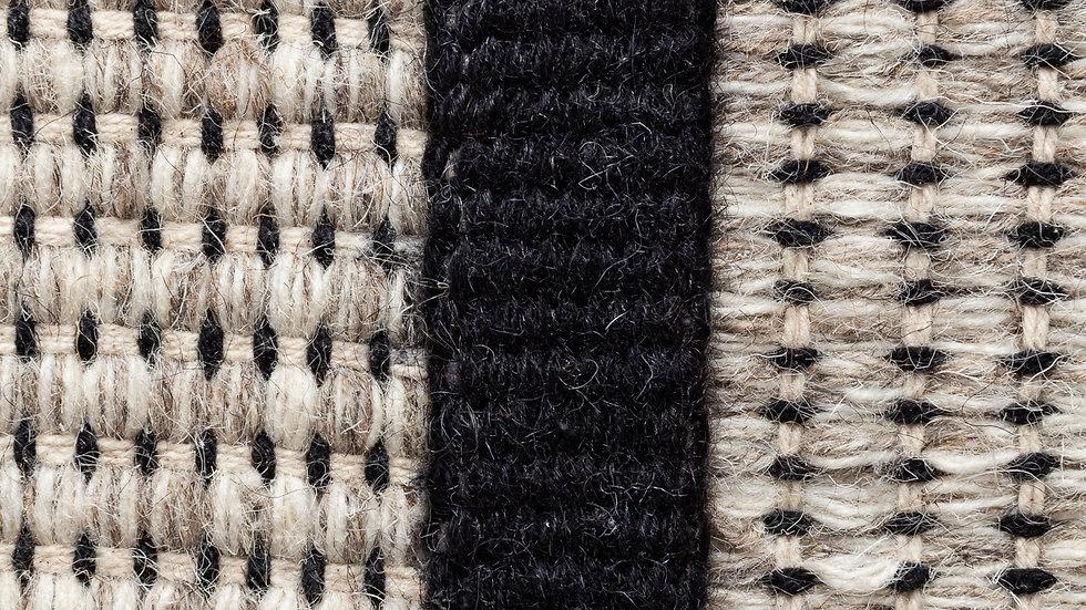 marvel black rug