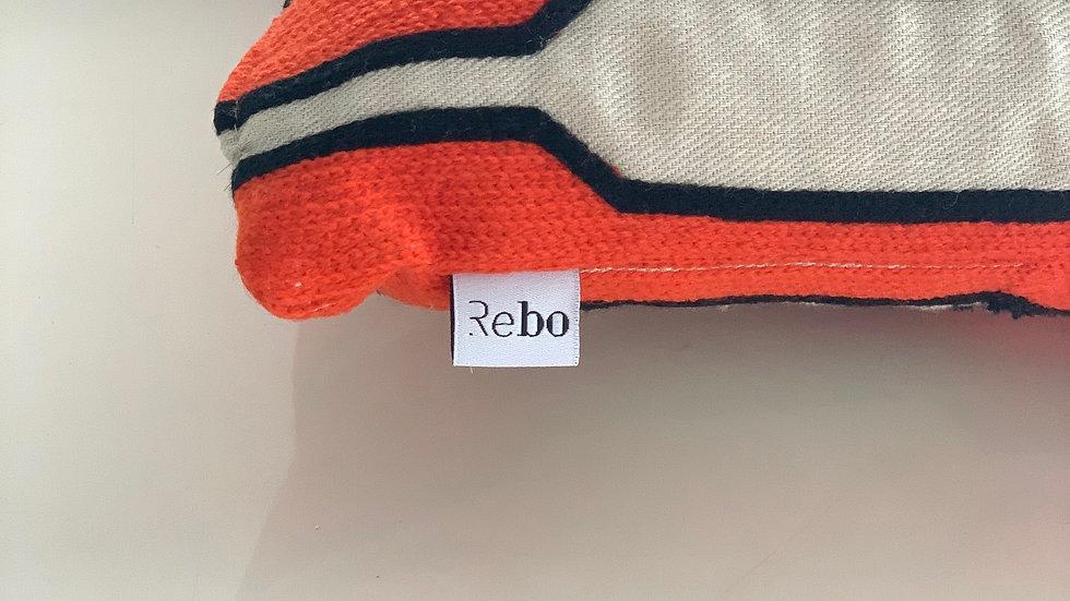 cushion Orange fully Cabled