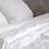 Thumbnail: Bed set stonewashed linen