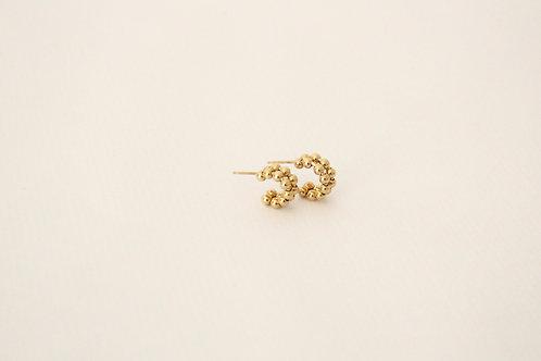 TOU - Earring Gold