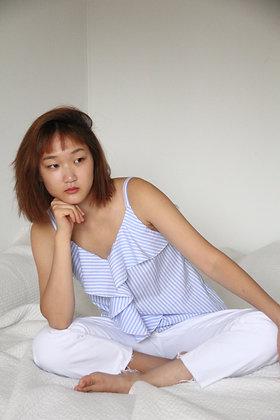 Laura Kim - Top Blue