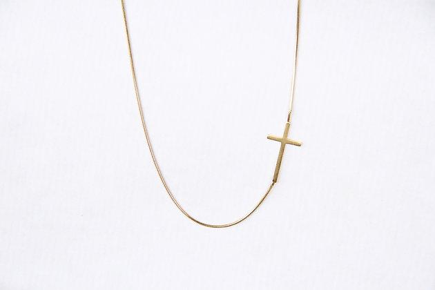TOU - Necklace Cross