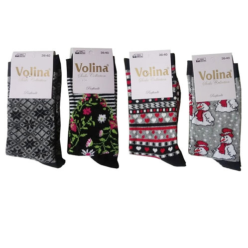Toptan bayan soket çorap model 2 (12 çift)