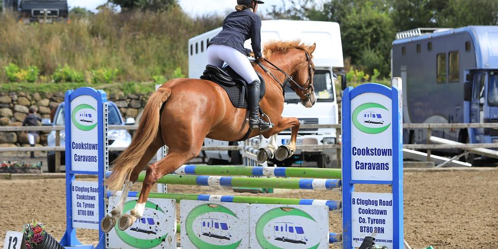 23rd July 2020 SJI Connell Hill Summer Horse League (PENDING)