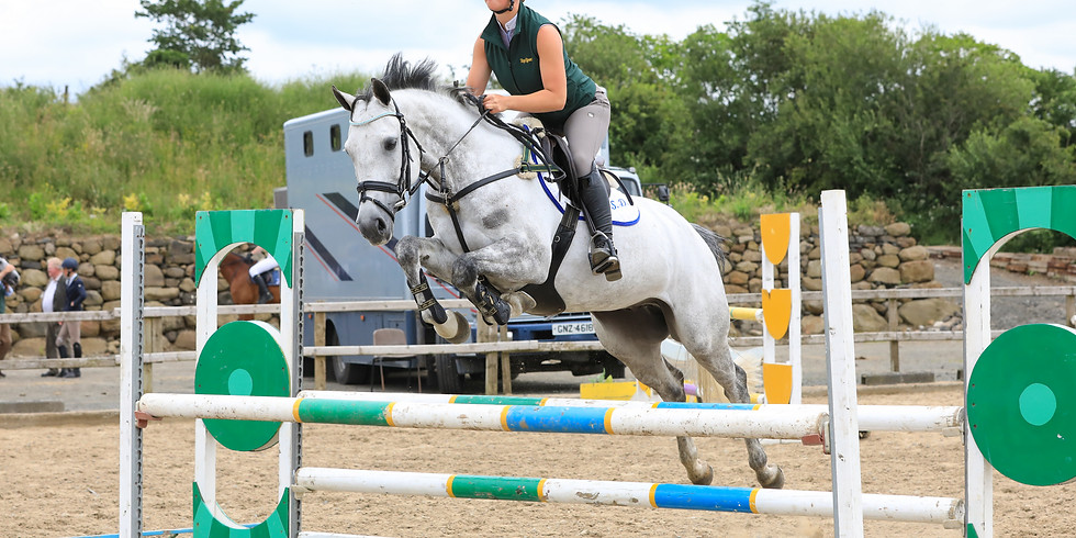 12th June 2020 Unregistered SJ Horse and Pony Show