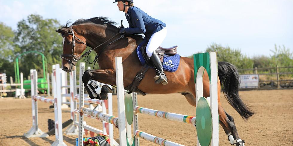 30th July 2020 SJI Connell Hill Summer Horse League (PENDING)