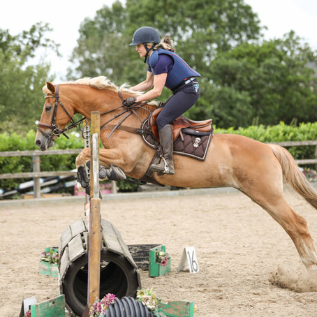 Saturday 8th August Unregistered Showjumping