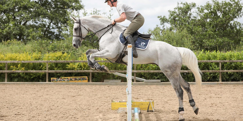 10th October 2020 Autumn Unregistered Horse and Pony Showjumping League