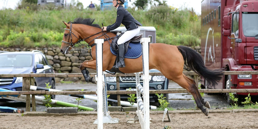 26th September 2020 Autumn Unregistered Horse and Pony Showjumping League