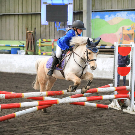 SJI TRI ULSTER REGION AUTUMN PONY TOUR 2019