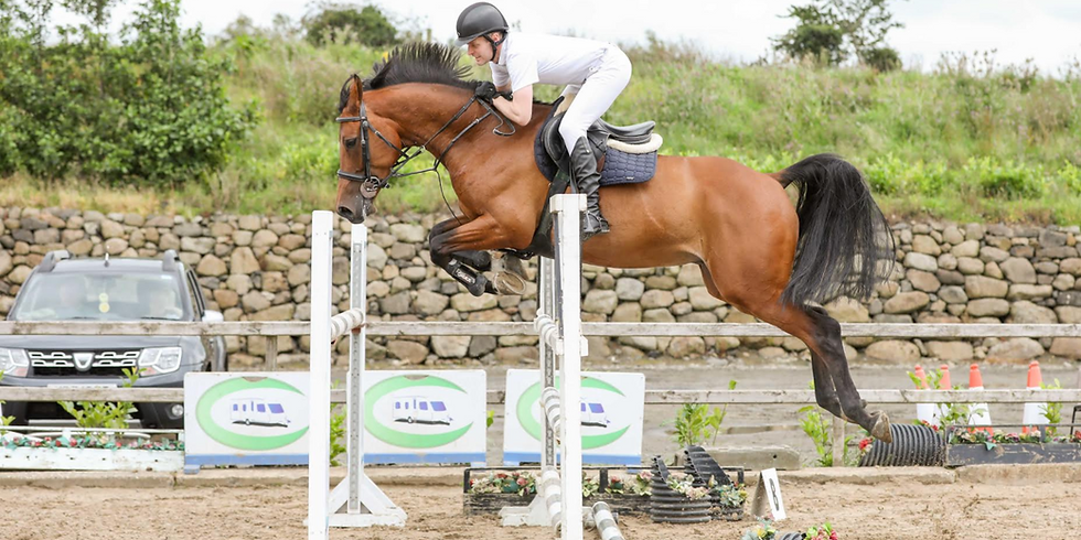 22nd August 2020 Unregistered SJ Horse and Pony Show