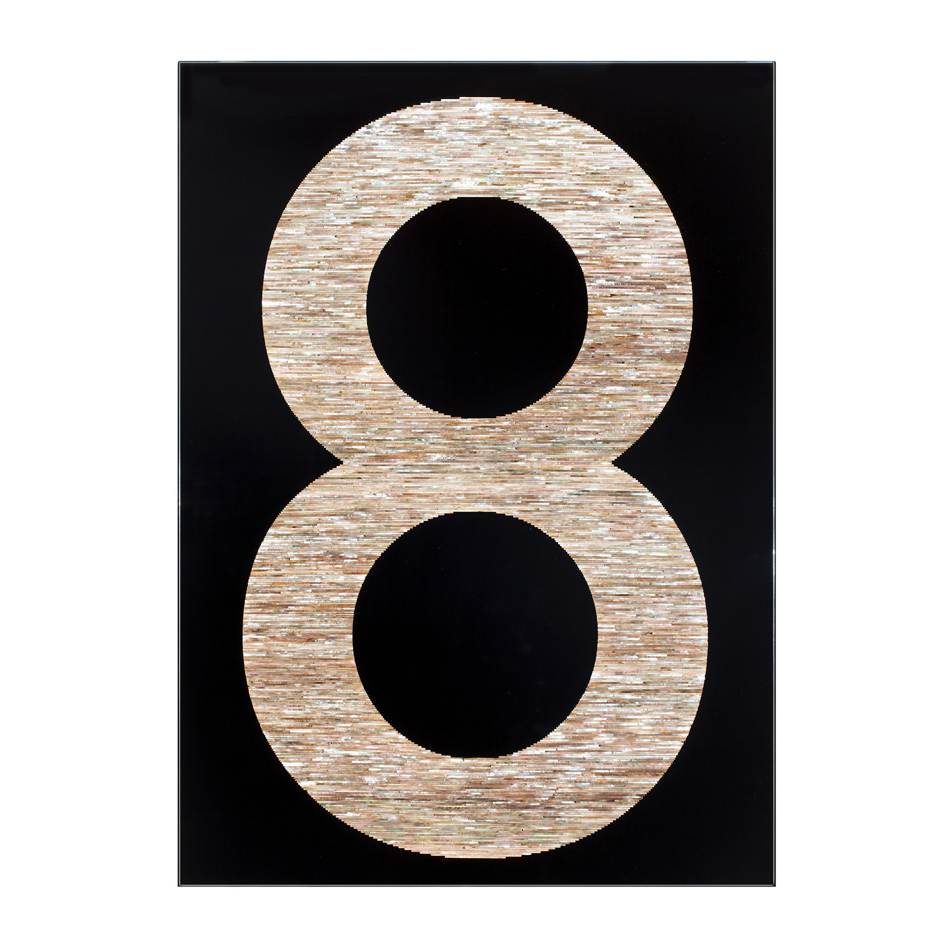 '8' series _ black