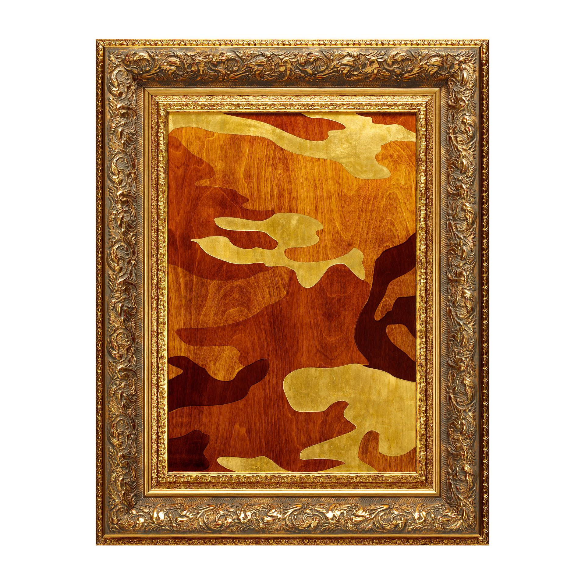 'Gold Camo' series _ Puplius Cornelius Scipio Africanus