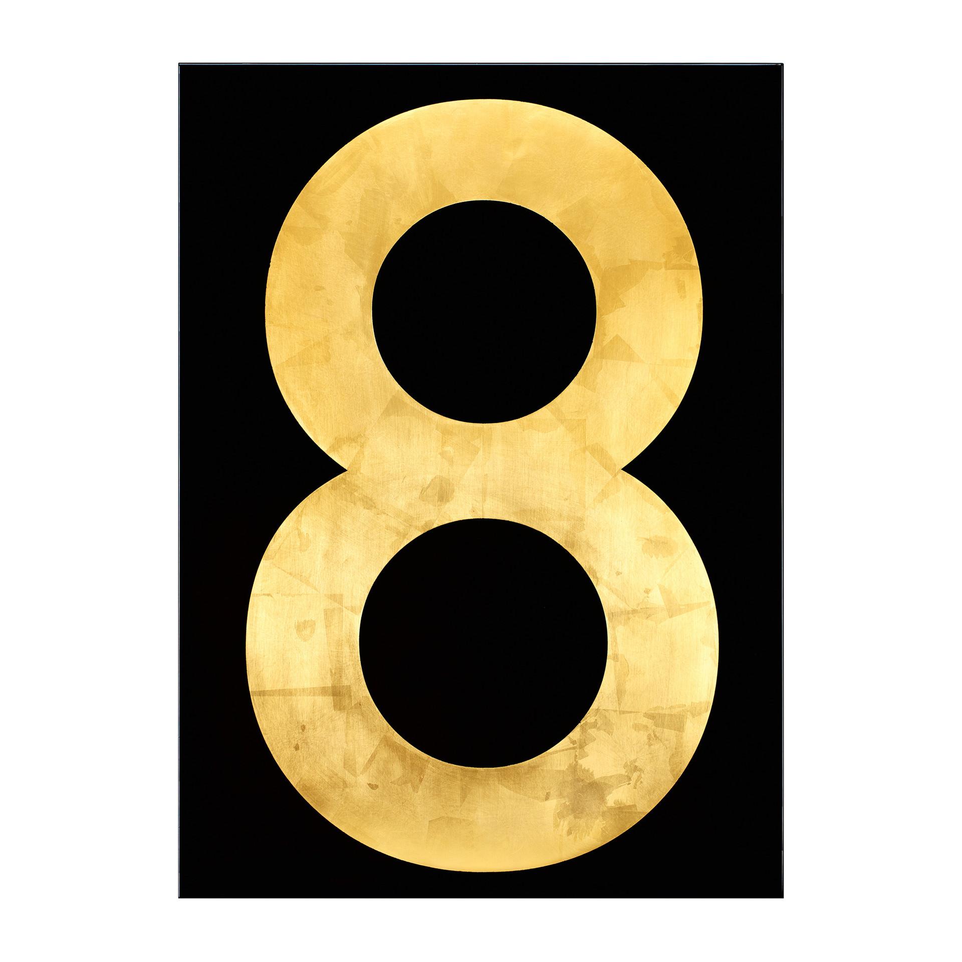 '8' series _ gold