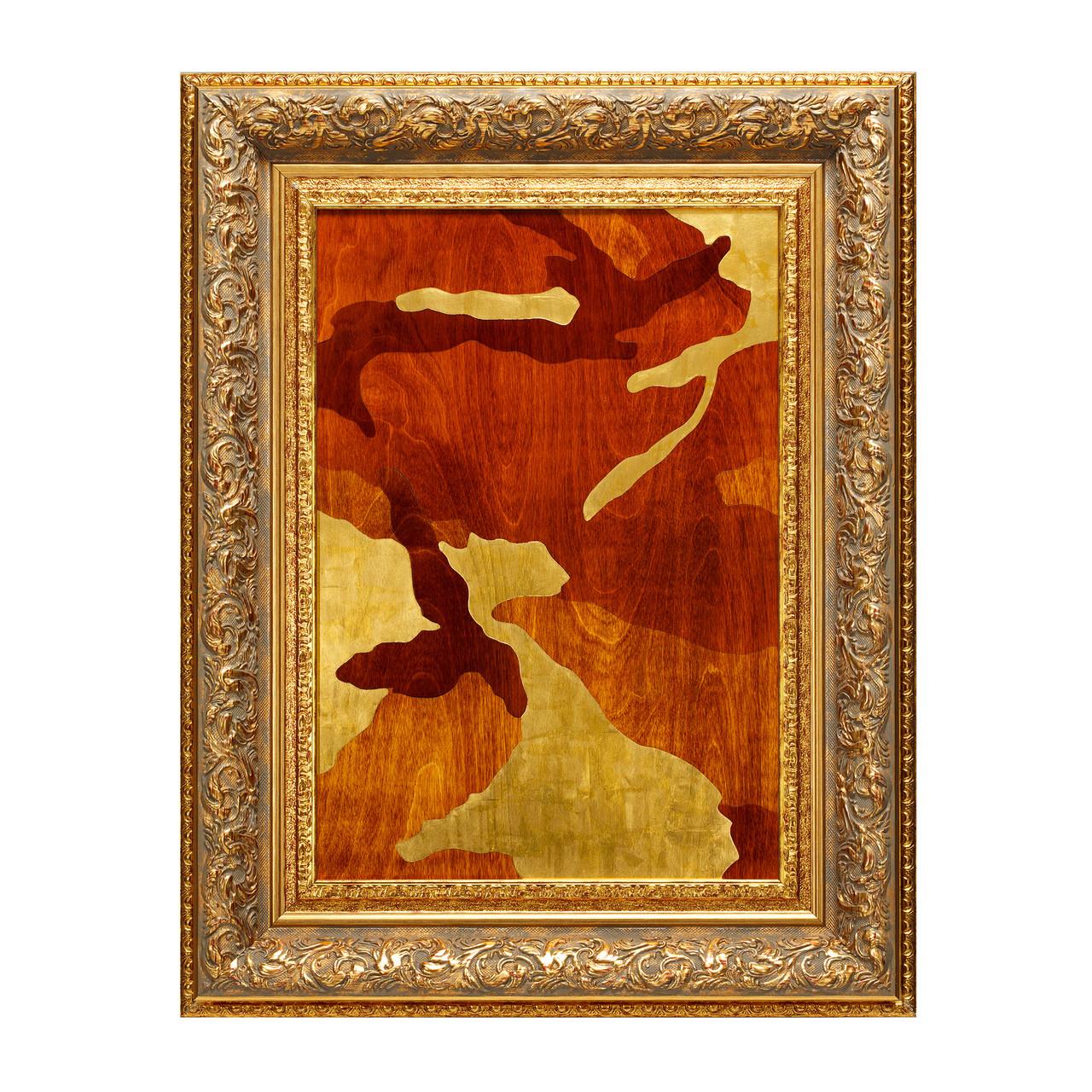 'Gold Camo' series _ Batu