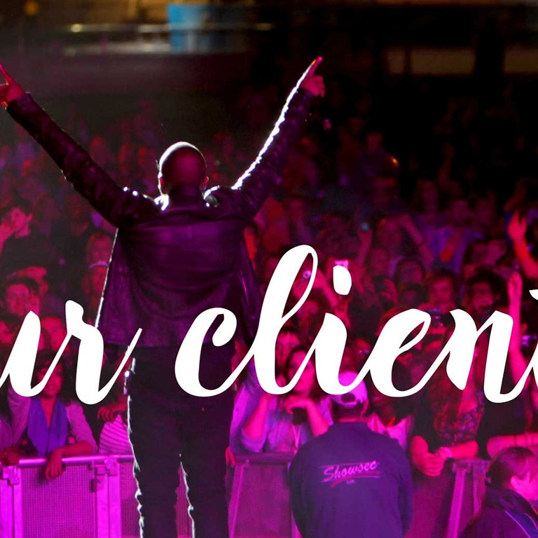 CLIENTS ADVERTISE FOR FREE