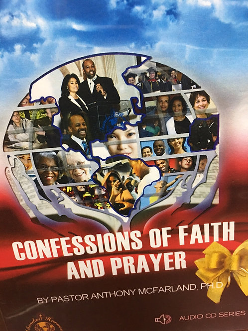 Confessions of Faith and Prayer - Audio Series