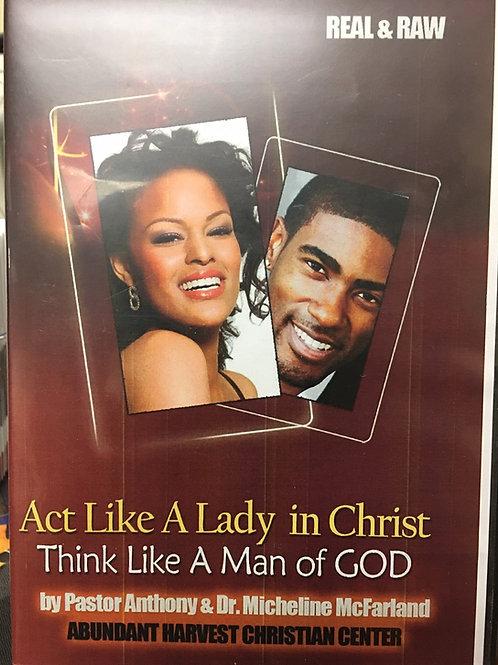 Act Like A Lady and Think Like A Man cd set