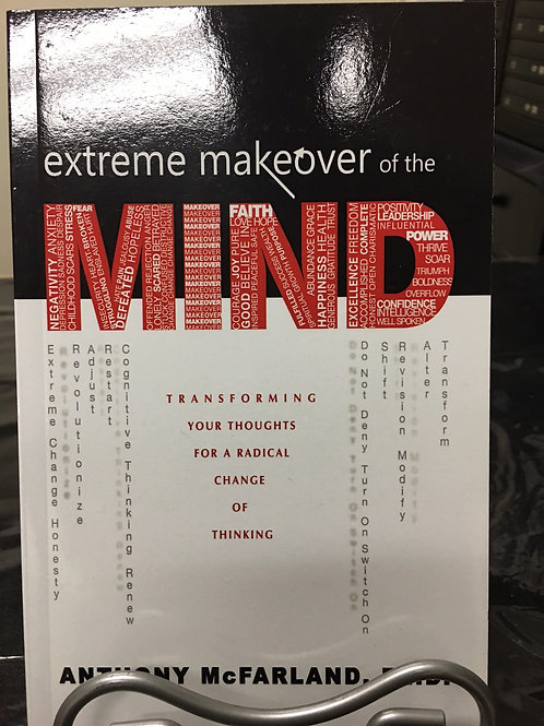 Extreme Makeover of the Mind Book