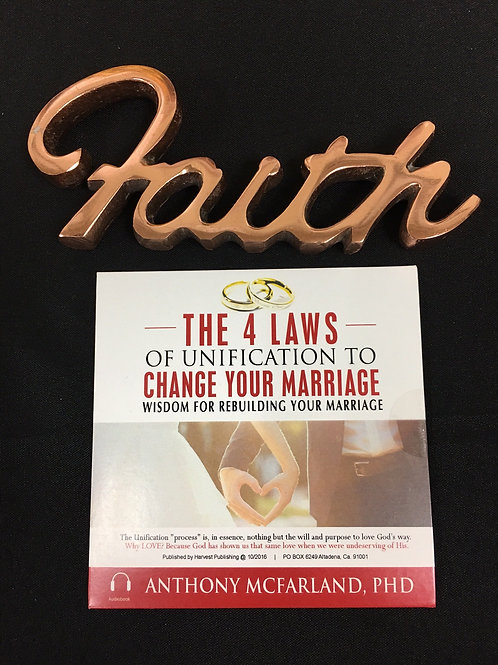 Four Laws of Marriage AUDIO BOOK
