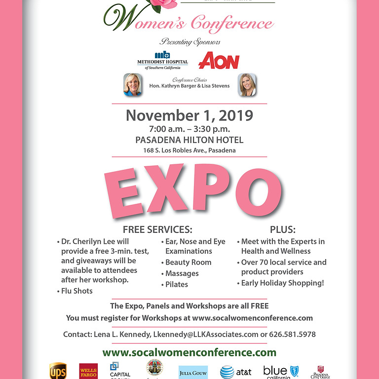 SoCal Womens' Conference