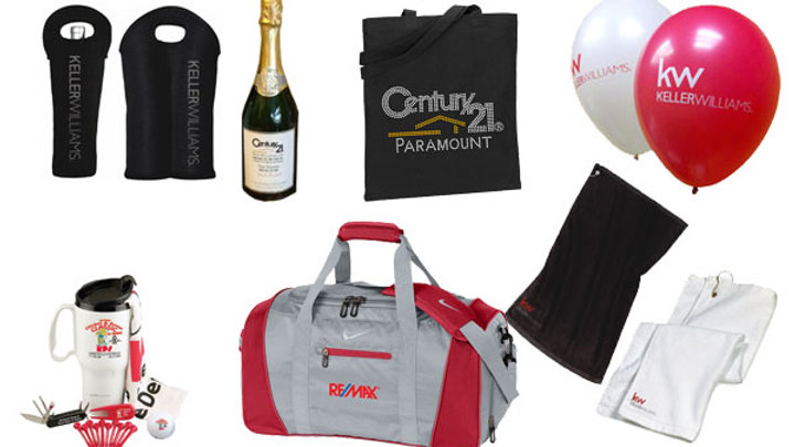 REAL ESTATE PROMOTIONAL PRODUCTS AND GIVEAWAYS
