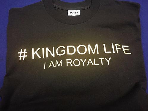# I AM ROYALTY