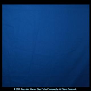 Royal Blue Backdrop