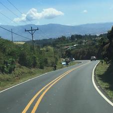 Conservación Vial Alajuela Norte - San Isidro - Sabanilla