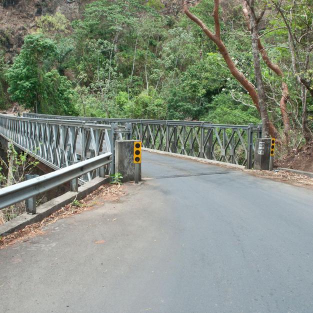 Conservación Vial Alajuela Norte Puente Río Grande