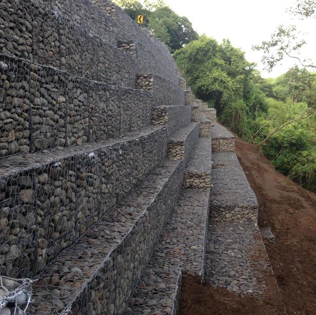Muros - Conservación Vial Alajuela Norte