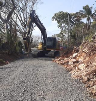 Diseño y Construcción Carretera Nanzal y Puente Río Chame