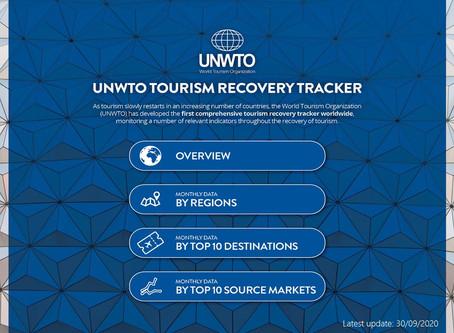 L'Organisation mondiale du Tourisme lance son traceur de la reprise