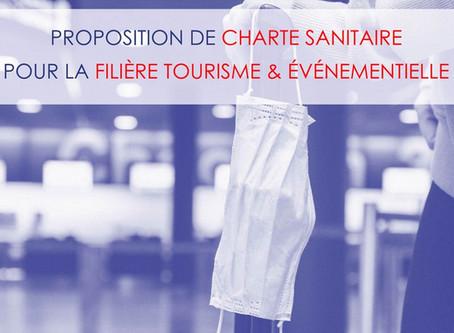 Propositions sanitaires de l'Alliance France Tourisme pour tous les acteurs de la filière.