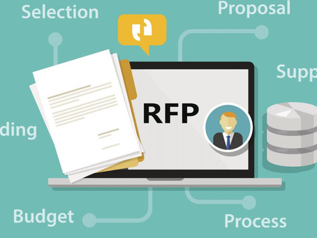 How to launch an RFP