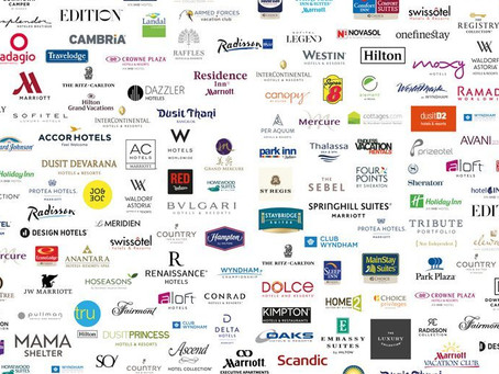 Top 10 des marques d'hôtels