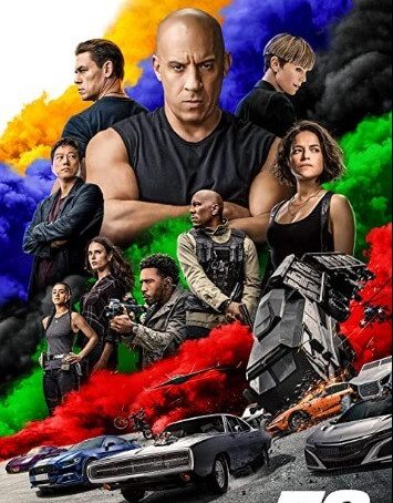 Fast & Furious 9 (2021) —  Movie Recommendation