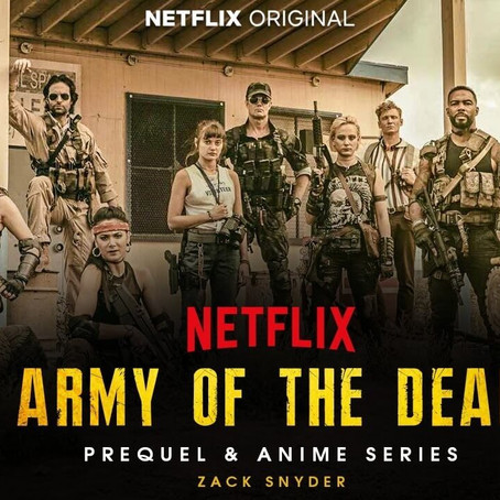 Army Of The Dead (2021) — Movie Recommendation