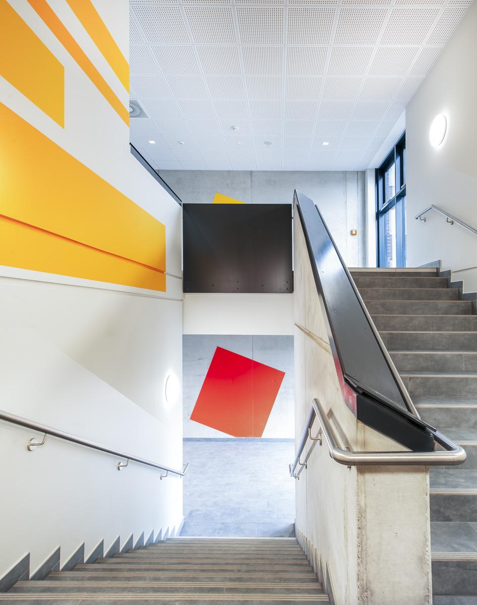 Treppenhaus-Marianum-Meppen