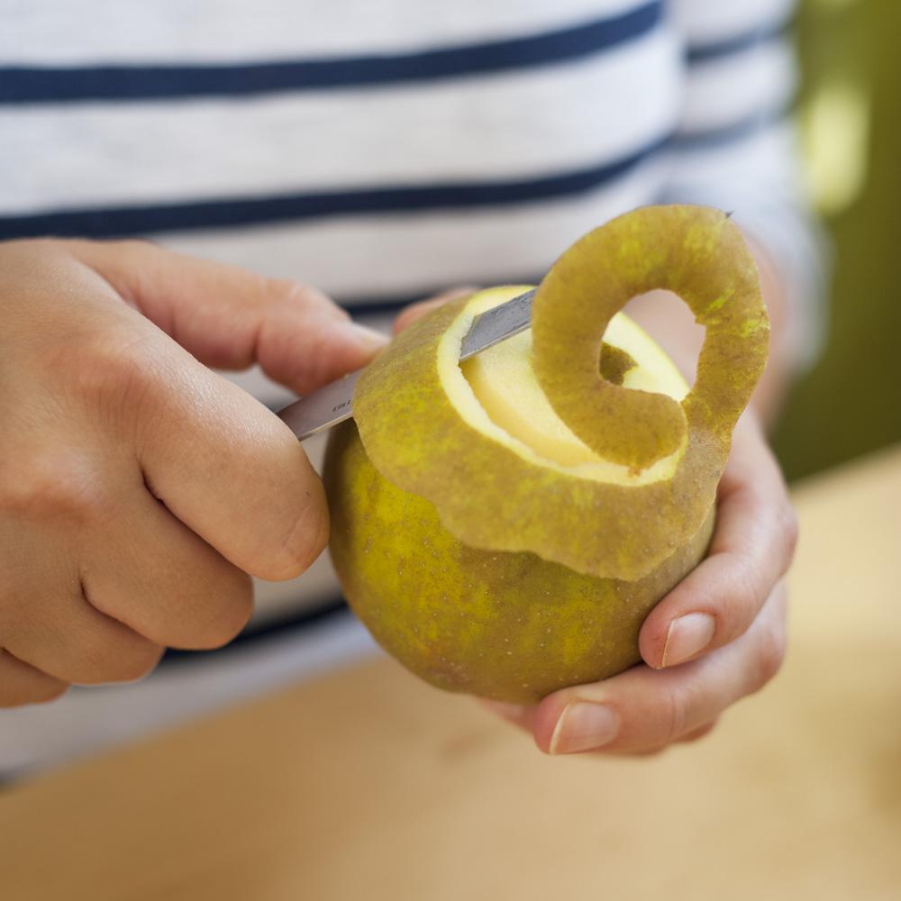 Apfel-Rosen-Tarte