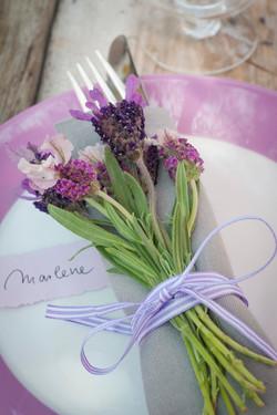 "Fotostrecke ""Lavendel"""